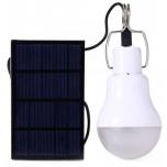 15W päikesepaneeliga LED pirn