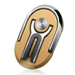 2 в 1 - Держатель кольца и автомобильный держатель (золото)
