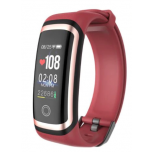 Heart rate monitor M4 (Red/gold)