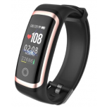Heart rate monitor M4 (black/gold)