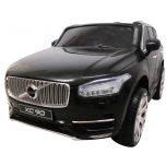 "Electrical car for children ""Volvo XC 90"" replica (black)"